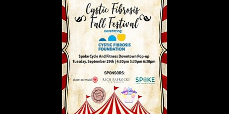 Spoke Kindness Project Presents: Cystic Fibrosis Fall Festival tickets