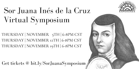 Sor Juana Ines de la Cruz Symposium tickets