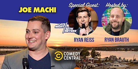 Joe Machi at Lenny's By The Bay tickets