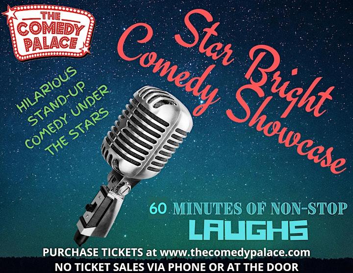 Star Bright Comedy Showcase image