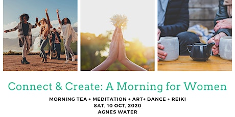 Connect & Create: A Morning for Women tickets