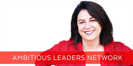 Ambitious Leaders Network Perth – 8 October 2020 Maria West tickets