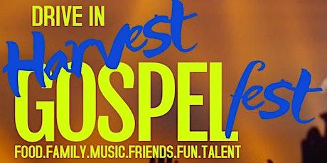 DRIVE IN - Harvest Gospel Fest tickets