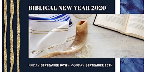 Impact Live Church- Yom Kippur Service 2020 tickets