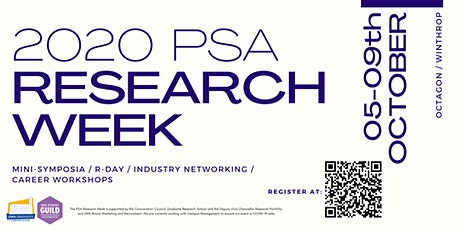 UWA PSA Research Week tickets