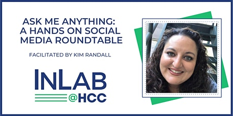 Ask Me Anything: A Hands On Social Media Round Table - Virtual via ZOOM tickets