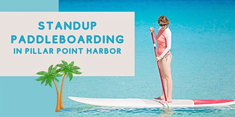 StandUp Paddleboarding in Pillar Point Harbor tickets