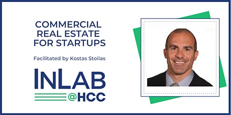 Commercial Real Estate for Startups - Virtual through Zoom tickets
