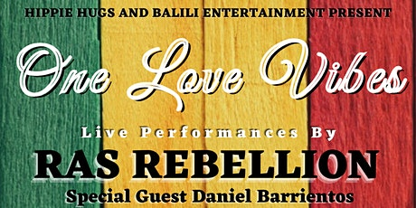 One Love Vibes tickets
