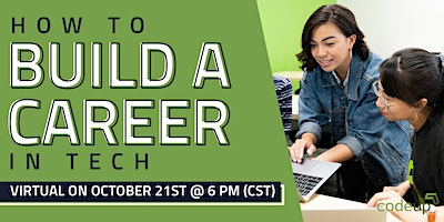 """Codeup   """"How To Build Your Career In Tech"""" Panel"""