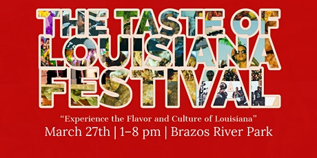 The Taste of Louisiana Festival 2021 tickets