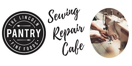 Sewing Repair Cafe tickets