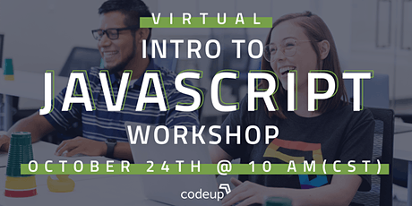 Codeup | Intro to Javascript Workshop tickets