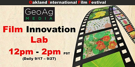 GeoAg Media Film Innovation Lab tickets