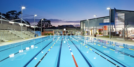 TRAC Murwillumbah 50m Pool lane bookings ( from the 28th  of September) tickets