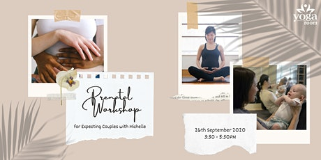 Prenatal Workshop for Expecting Couples with Michelle tickets