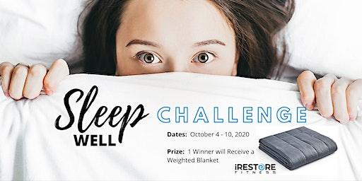 Sleep Well Challenge