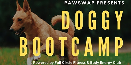 PawSwap Presents Doggy Bootcamp, Powered by Full Circle Fitness tickets