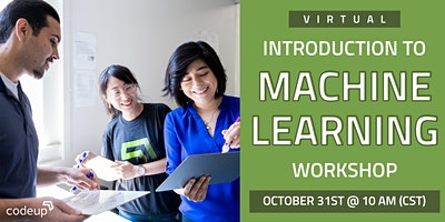 Codeup   Learn to Code: Machine Learning (Intro to Data Science)