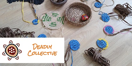 Indigenous Basket Weaving Workshop [Hosted Online] tickets