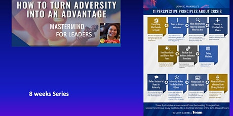 Virtual Mastermind Group for Leaders -  How to TurnAdversityIntoAdvantage tickets