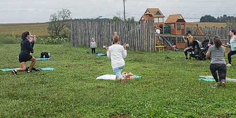 Fall Mommy & Me Workout on the Farm tickets