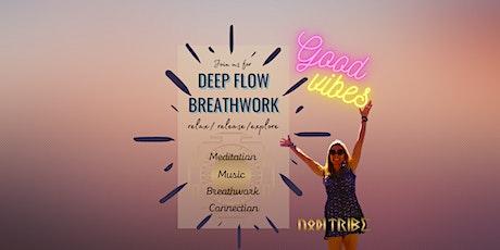 Deep Flow Breathwork Event tickets