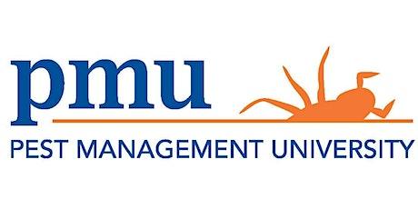 PMU Termite Foundations February 3-5, 2021 IN PERSON tickets