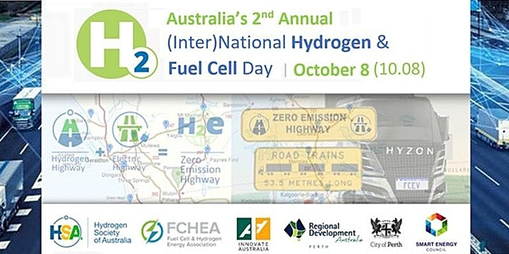 iDrive - Zero Emission Transport Conference, Exhibition and Seminars image