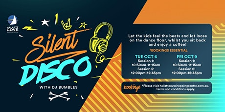 Silent Disco with DJ Bumbles tickets