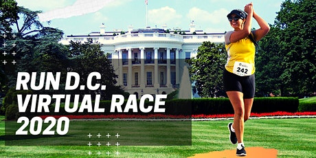 Run DC 2020 Virtual Race tickets