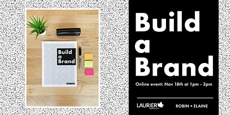 Build a Brand Workshop tickets