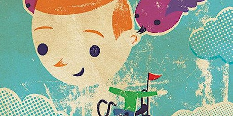 Virtual  School Holiday Workshop for Teens with  illustrator Chris Nielsen tickets
