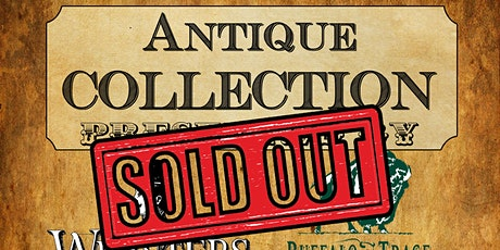 Buffalo Trace Antique Collection - 2020 tickets