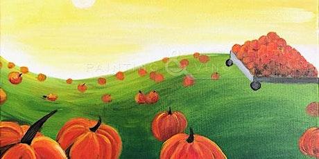 'Pumpkin Patch'- Paint & Sip Event (Dayton, Ohio) tickets