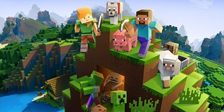 First Code Academy: Minecraft Workshop (6 years old +) tickets