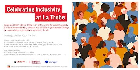 Celebrating Inclusivity at La Trobe tickets