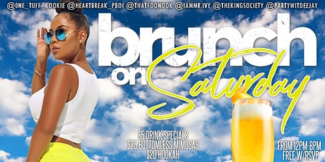 ATLANTA'S #1 BRUNCH ON SATURDAY| @LYFE_ATL | 12-8PM tickets