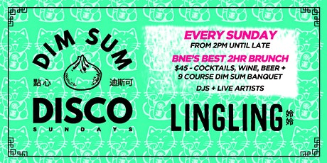 Dim Sum Disco tickets