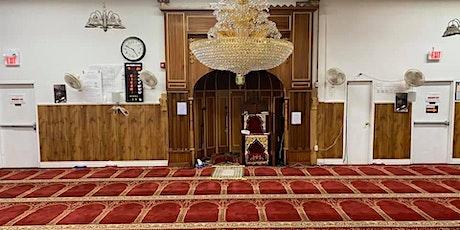 Jamia Islamia Canada - Jummah Registration tickets