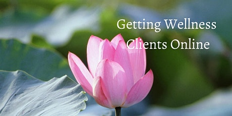 Getting Clients Online for Your Wellness Business tickets