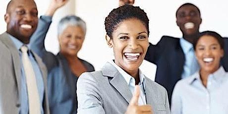 Black Professionals Networking tickets