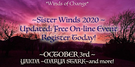 Sister Winds Festival tickets