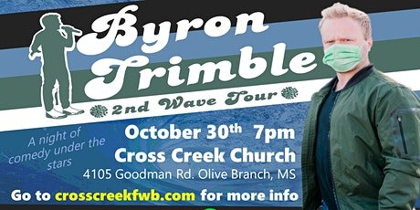 Byron Trimble 2nd Wave Comedy Tour tickets