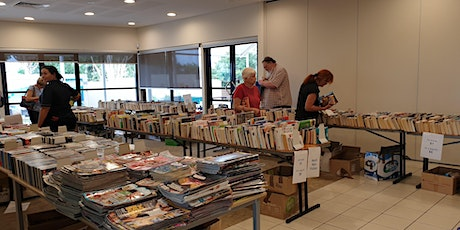 Book Sale (members only) tickets