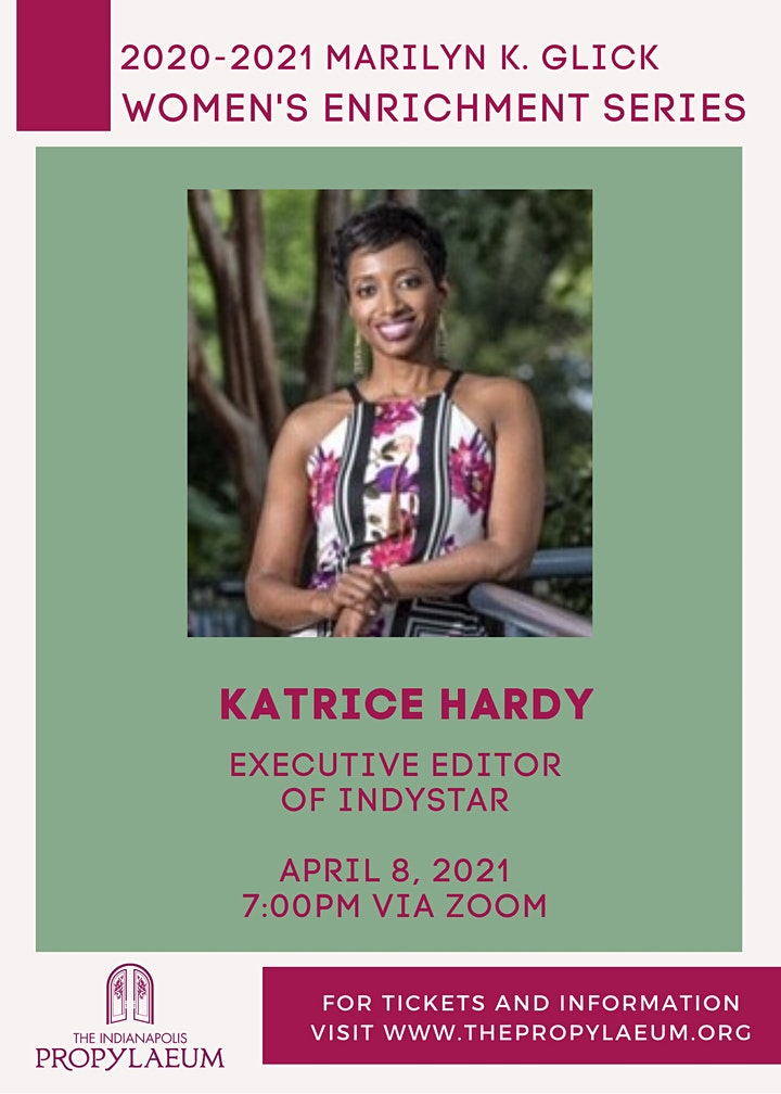 Women's Enrichment Series feat. Katrice Hardy image