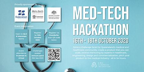 MedTech Hackathon 2020 tickets