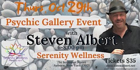 Steven Albert: Psychic Medium Gallery Event  Serenity 10/29 tickets