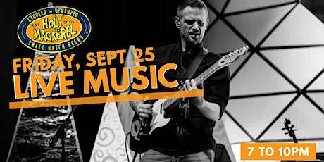 Live Music Friday by Lane Braden at Holy Mackerel tickets