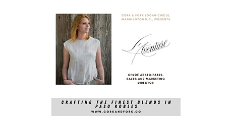 L'Aventure Winery: Chloé Asseo-Fabre, Co-Owner/Director of Marketing/Sales tickets